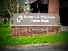 Farmers & Merchants Union Bank- Fall River, Wisconsin Branch