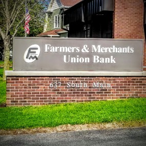 Farmers & Merchants Union Bank- Fall River, Wisconsin Branch