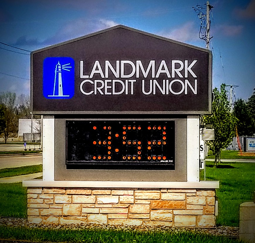 Landmark Credit Union Fall River,Wisconsin Branch