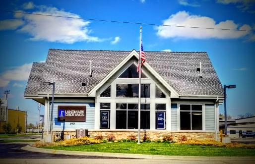 Landmark Credit Union Fall River,Wisconsin Branch