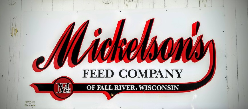 Mickelsons Feed Company Fall River, Wisconsin