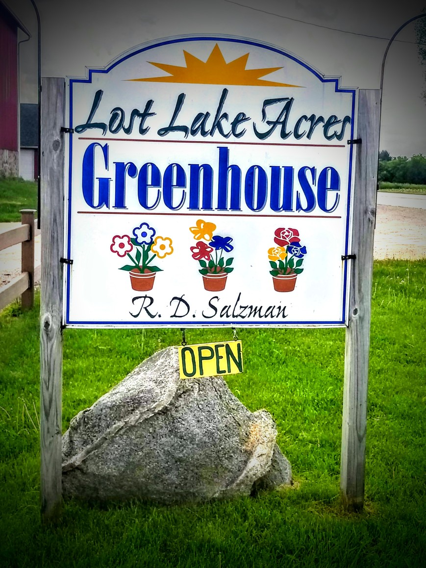 Lost Lake Acres Greenhouse W11534 County Highway DE, Fall River, WI 53932 (920) 484-6044 (27)